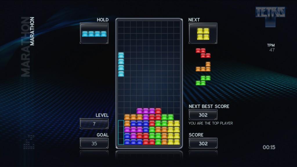 Tetris and addiction
