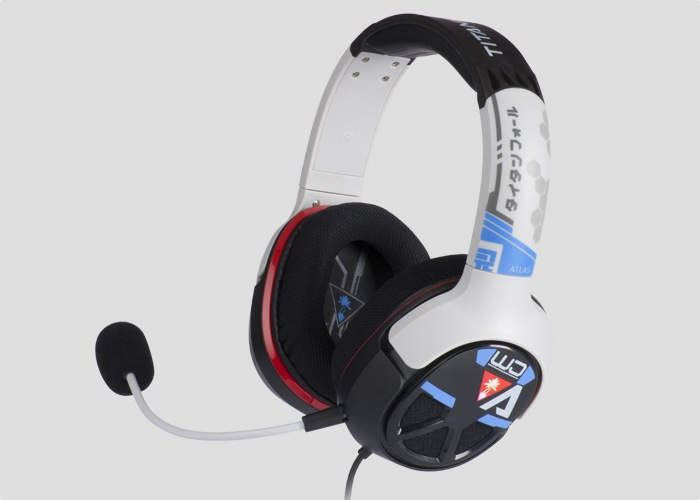 Titanfall Atlas Headset
