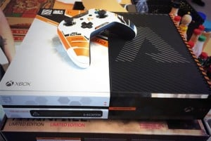 Titanfall Xbox One Console Unveiled But Not Available To Purchase