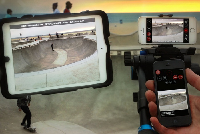 Ultrakam iOS App