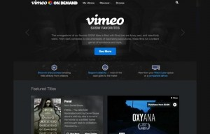 Vimeo On Demand Service Refreshed For One Year Birthday Celebrations