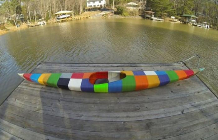 Worlds First 3D Printed Kayak