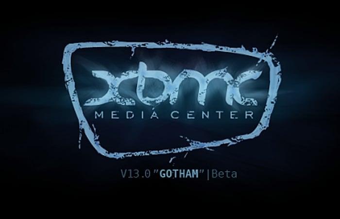 XBMC 13 Gotham Beta Release
