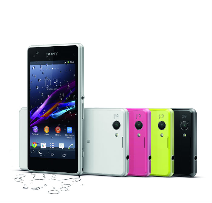 Transfer files between computer and your Sony Xperia Z1 Compact Android 4.3