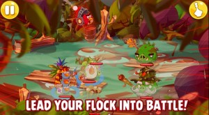 Angry Birds Epic turn-based strategy RPG