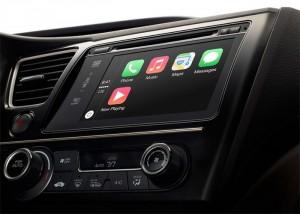 Apple CarPlay Powered By BlackBerry QNX