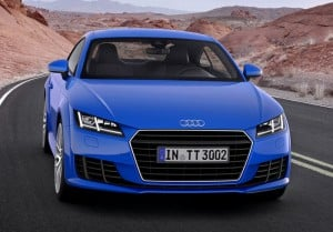 Audi to Debut New TT and TTS Sports Cars in Geneva