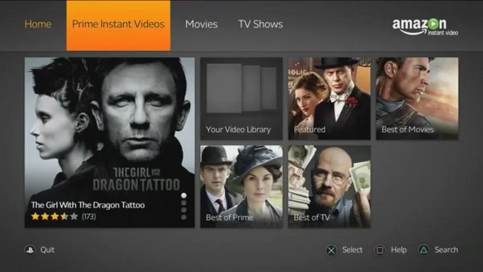Amazon Kindle TV