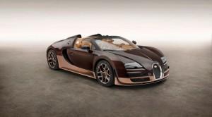 Bugatti Veyron Rembrandt Bugatti Announced At Geneva Motor Show