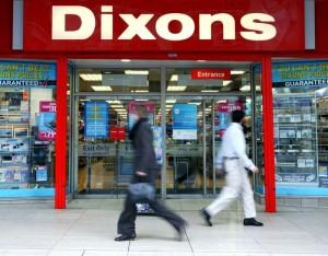 Carphone Warehouse And Dixons In Merger Talks