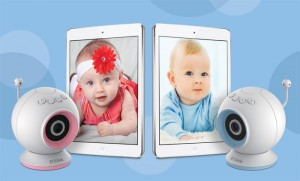 D-Link WiFi Baby Monitor Keeps an Eye on Junior