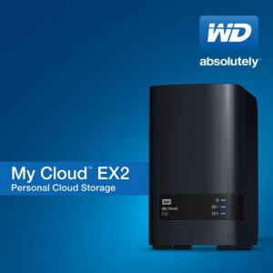 WD My Cloud EX2 Cloud Storage Device Launches