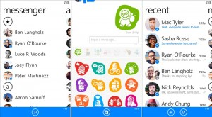 Facebook Messenger Hits The Windows Phone Store