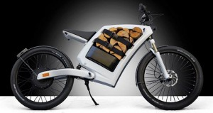 Feddz electric cargo scooter trades the gas tank for storage space