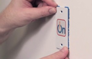 iOn Wireless Capacitive Control Switch For Your Home (video)