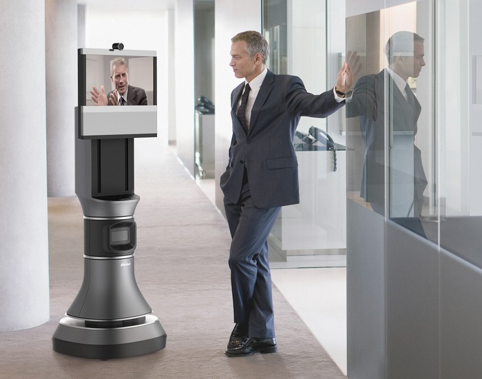iRobot Ava 500 Telepresence Robot