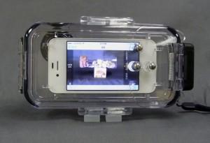 iSkita Waterproof Smartphone Diving Case (video)