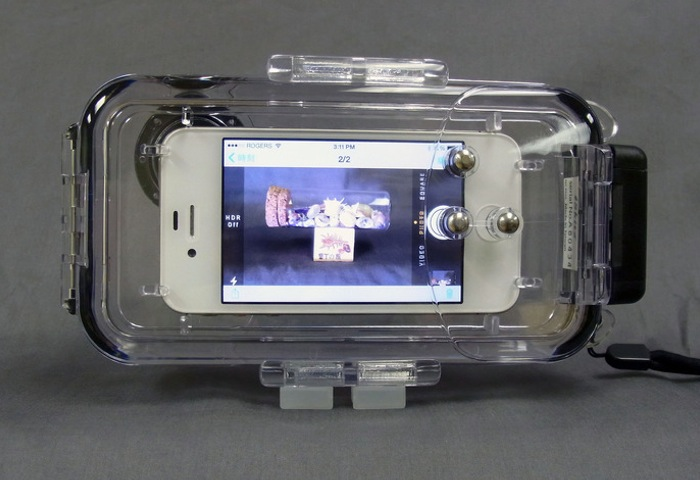 iSkita Waterproof Smartphone Diving Case
