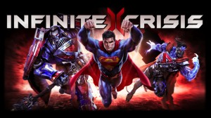 Infinite Crisis Enters Open Beta