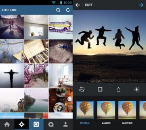 Instagram For Android Update Brings Improved Design