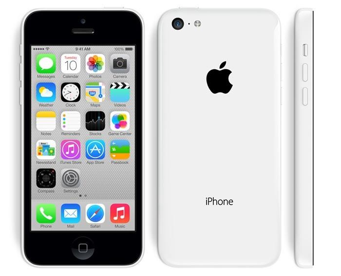 8GB iPhone 5C