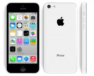 8GB iPhone 5C Only Launching In Europe, China And Australia