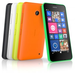 Nokia Lumia 630 With Windows 8.1 In Action (Video)
