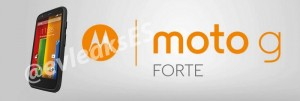 Motorola to Launch Moto G Forte Soon? (Rumor)