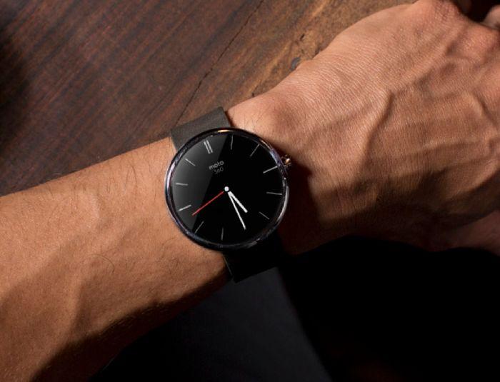 Motorola Moto 360 Smartwatch Announced Video