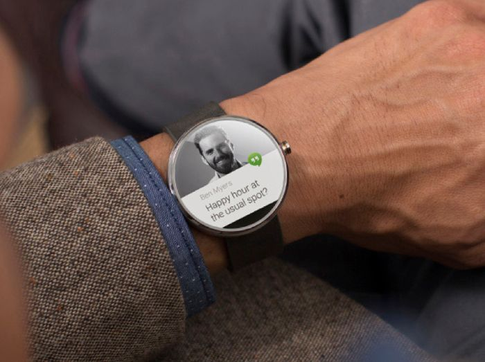 Motorola Moto 360 Smartwatch Announced (Video)
