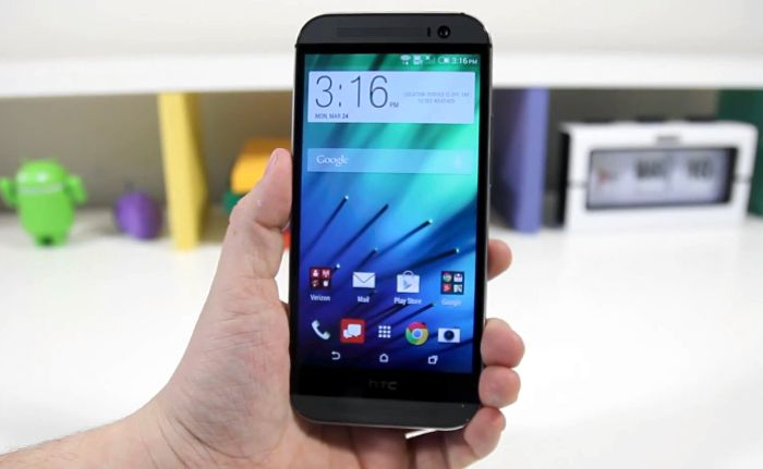 new htc one