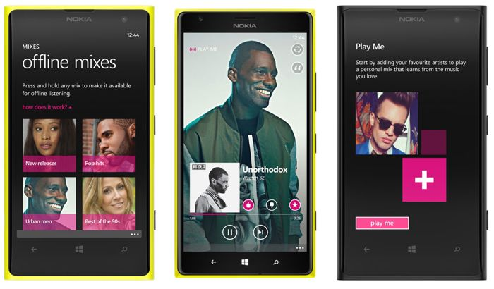 Nokia Mix Radio
