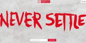 OnePlus One To Feature 13MP Camera