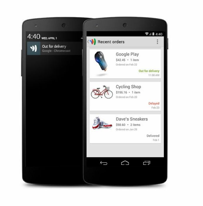 Google Wallet Tap & Pay Will Be Limited to Devices Running KitKat After April 14th