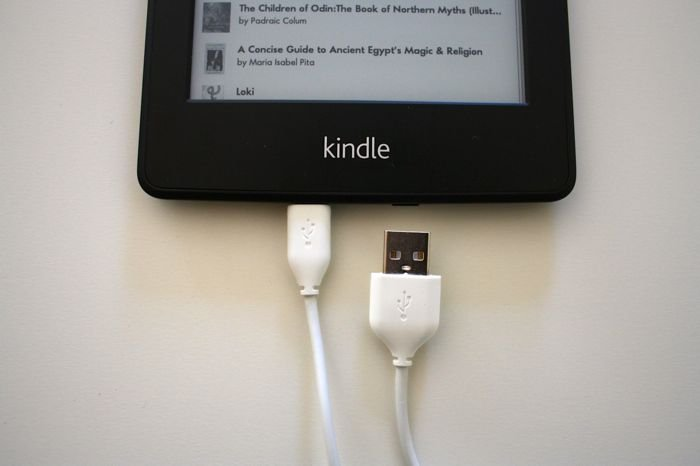 First Generation Kindle Paperwhite Updated