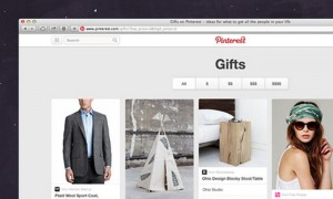 Pinterest launches Gifts Feed