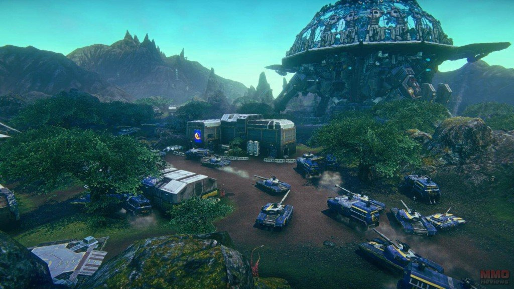 planetside 2 development