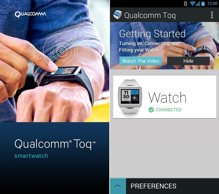 Qualcomm Toq App Updated With Activity Tracker and More
