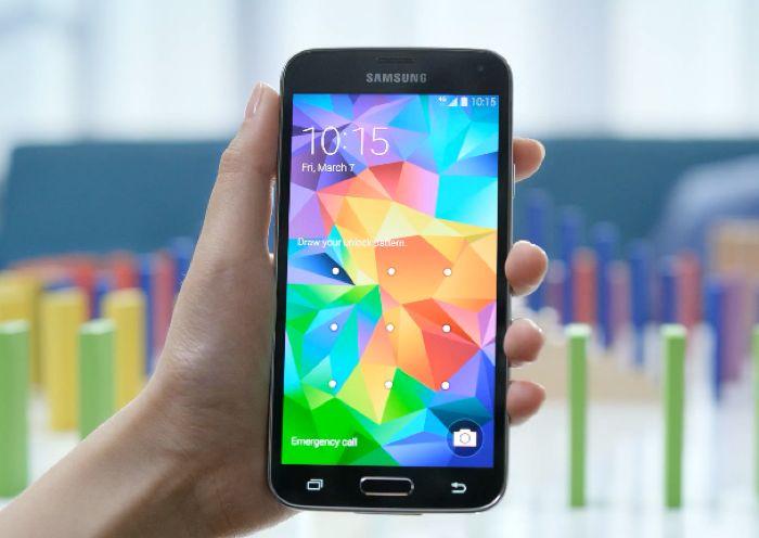 Samsung Galxay S5
