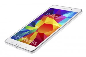 White Samsung Galaxy Tab 4 7.0 Photo Leaked