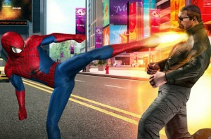 The Amazing Spider-Man 2 game is coming this April