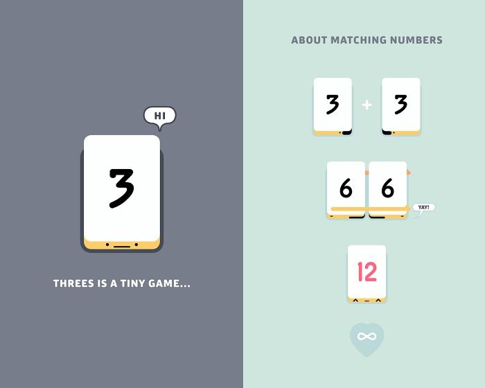 Threees