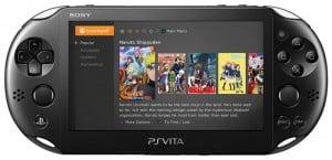 New Apps head to PS Vita Portable Console