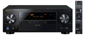 Pioneer Elite VSX-80 home theater receiver supports 4K upscaling