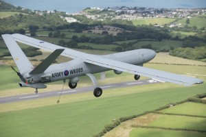 British Army Gets Approval For Watchkeeper UAV Flights