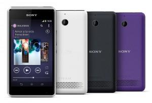 Sony Xperia E1 Lands On Vodafone UK
