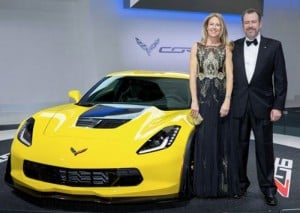 First 2015 Chevy Corvette Z06 to be auctioned to benefit Karmanos Cancer Institute