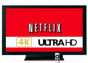 Netflix Starts Streaming In 4K Ultra HD