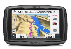 Garmin Zumo 590LM GPS Aims at Motorcyclists