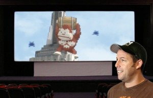 Adam Sandler Pixels Movie